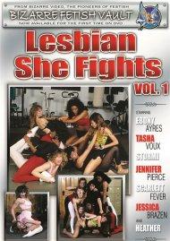 Lesbian She Fights Vol. 1 Porn Video