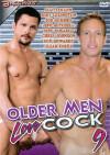 Older Men Love Cock 9 Boxcover