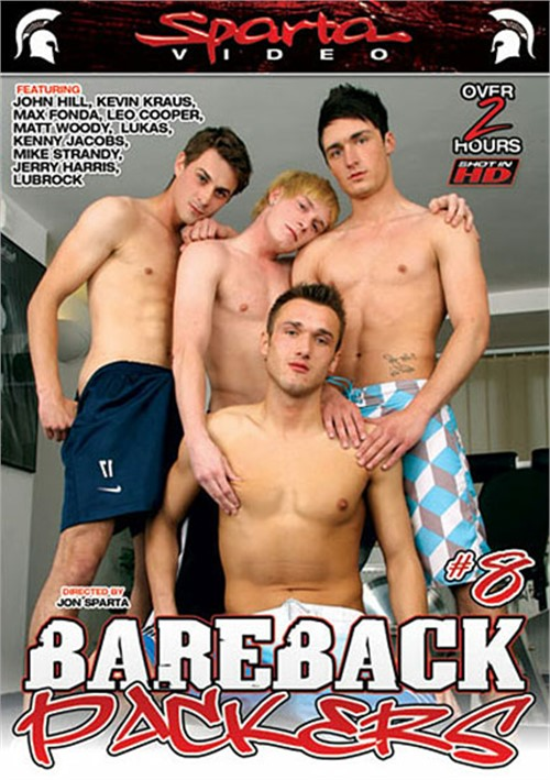 Bareback Packers #8 Boxcover