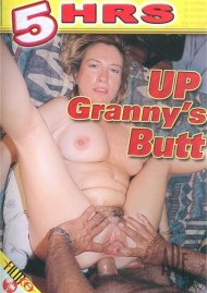 Up Granny's Butt Porn Video