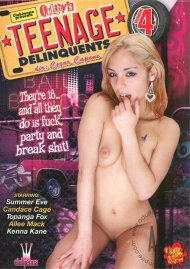 Filthy's Teenage Delinquents 4 Porn Video