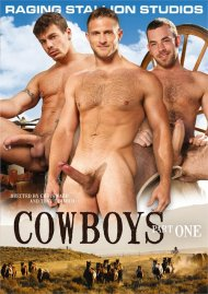 Cowboys Part One gay porn VOD from Raging Stallion Studios
