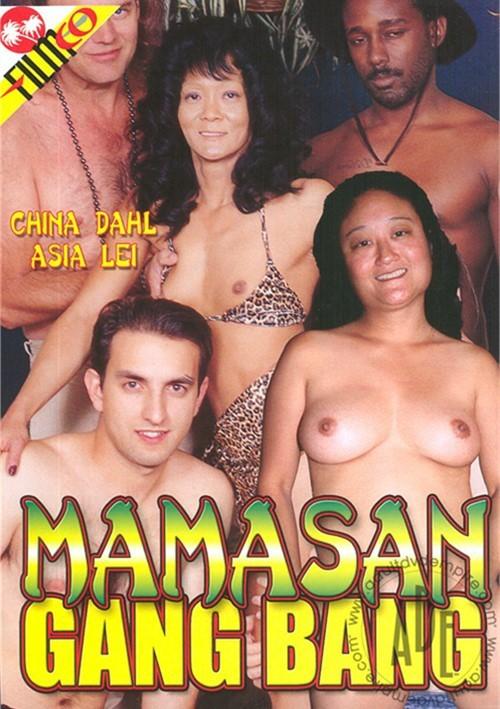 Mamasan Gang Bang