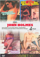 John Holmes: 4-Pack Porn Movie