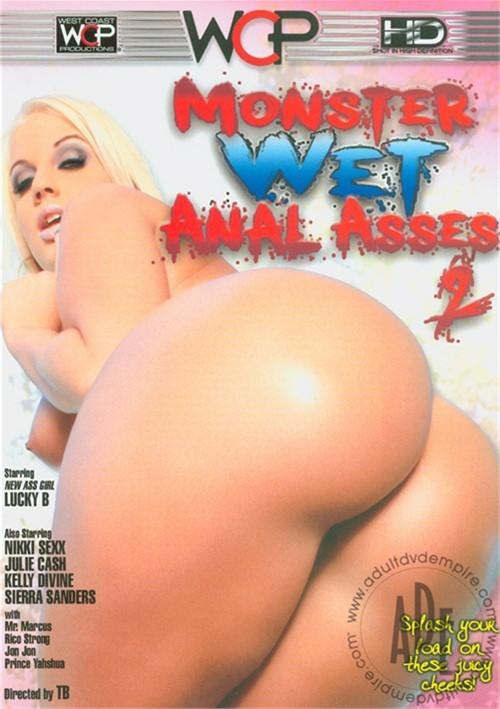 Wet anal porn