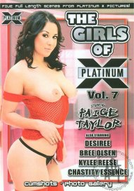 Girls Of Platinum X Vol. 7, The Porn Video