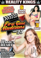 First Time Auditions Vol. 25 Porn Video