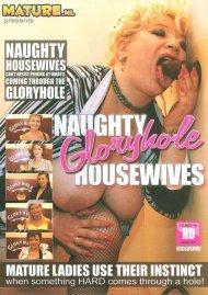 Naughty Gloryhole Housewives Porn Video