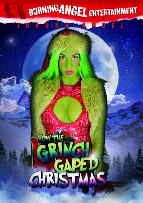 How The Grinch Gaped Christmas