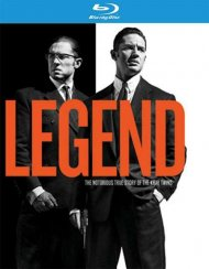 Legend (Blu-ray + UltraViolet) Gay Cinema Movie