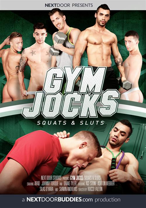 Gym Jocks: Squats & Sluts Boxcover
