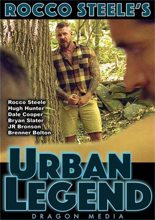 Rocco Steele's Urban Legend Boxcover