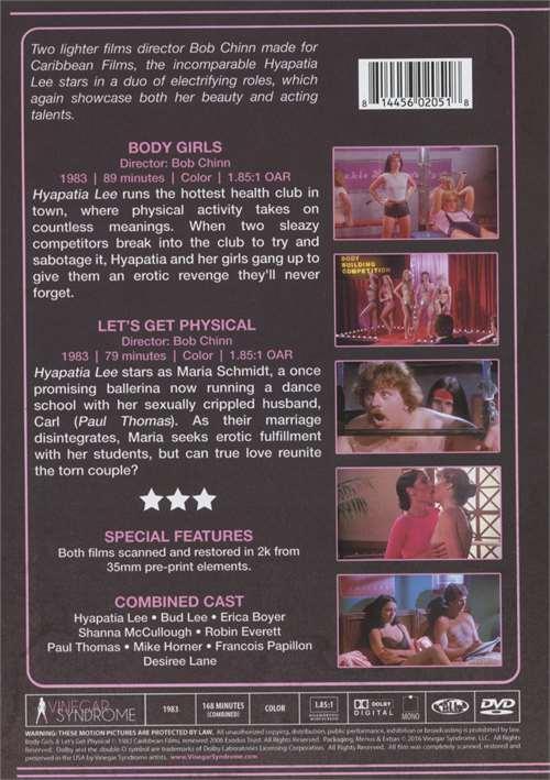 Back cover of Body Girls