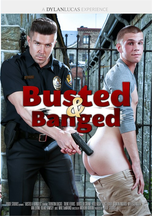 Busted & Banged Boxcover