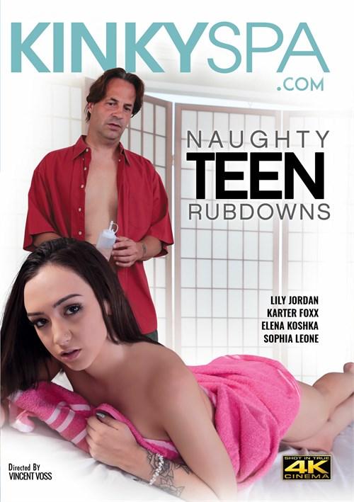 Naughty Teen Rubdowns