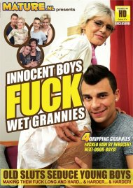 Innocent Boys Fuck Wet Grannies Porn Video