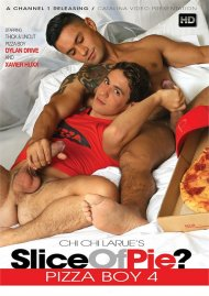 Pizza Boy 4: Slice Of Pie? gay porn DVD from Catalina Video.