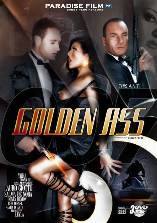 This Ain't 007 – Golden Ass