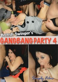 British Swingers Gangbang Party 4 Porn Video