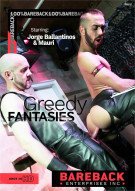 Greedy Fantasies Boxcover