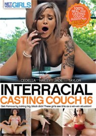 Interracial Casting Couch 16 Porn Video