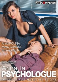 Anna, The Psychologist (French) Porn Video