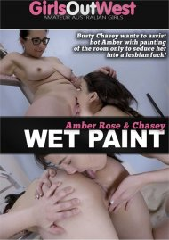 Amber Rose & Chasey Wet Paint Porn Video