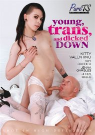 Young, Trans and Dicked Down image