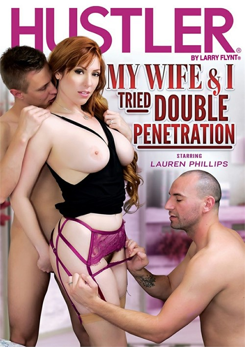 My Wife & I Tried Double Penetration