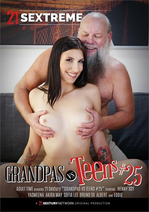 Grandpas vs. Teens 25