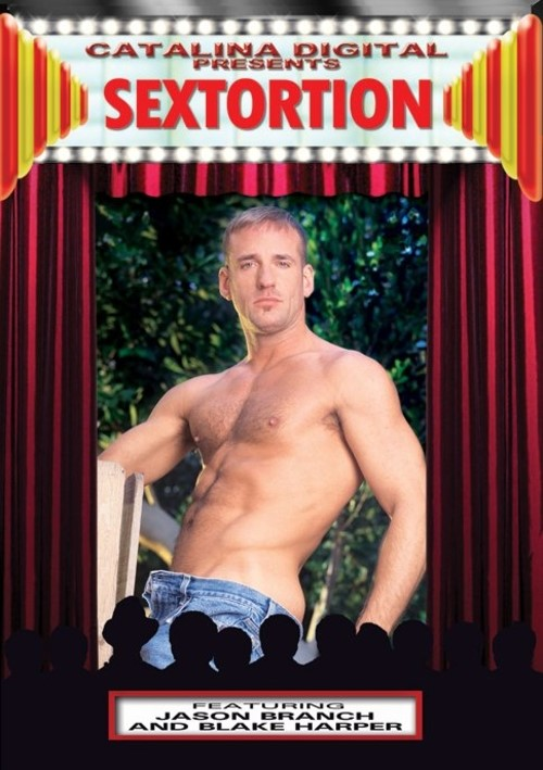 Sextortion Boxcover
