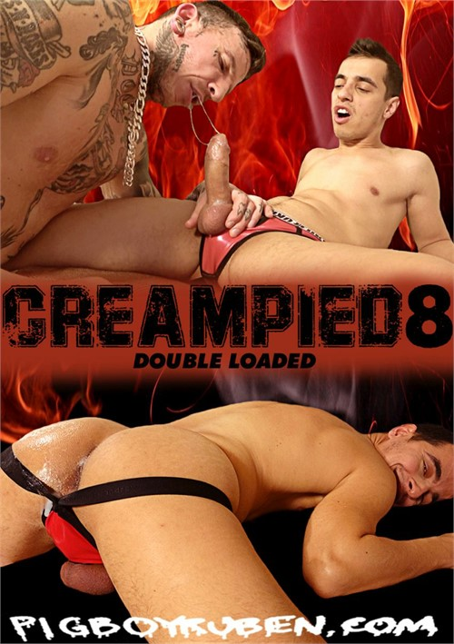 Creampied 8 - Double Loaded Boxcover