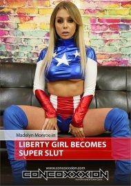 Liberty Girl Becomes Super Slut image
