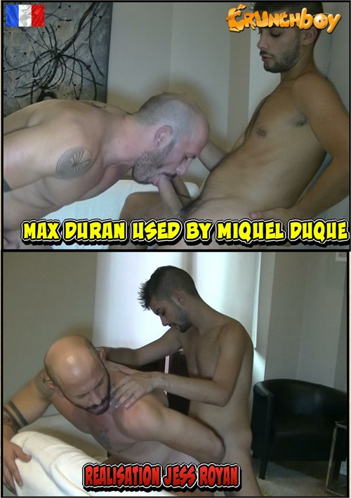 Max Duran Used By Miquel Duque Boxcover