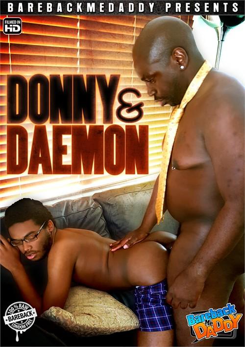 Daemon & Donny Boxcover