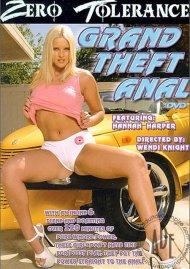 Grand Theft Anal Porn Movie