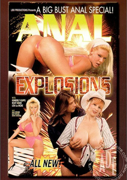 Anal Explosion Porn