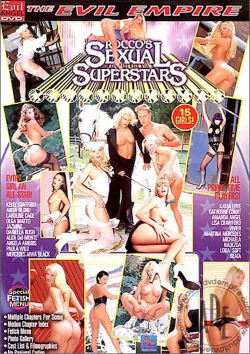 Rocco's Sexual Superstars
