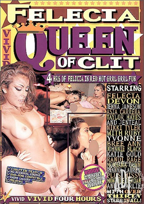 Felecia Queen Of Clit