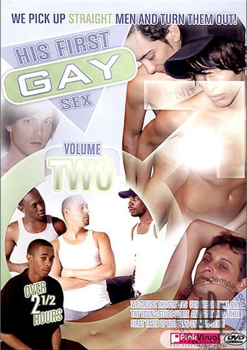 His First Gay Sex Vol. 2