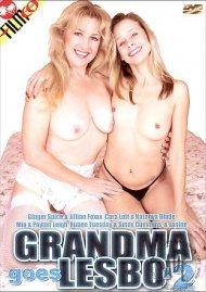 Grandma Goes Lesbo #2