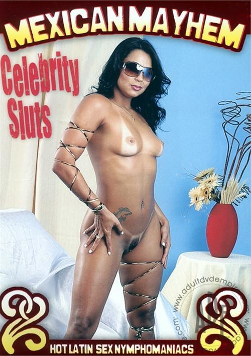 Mexican Mayhem Celebrity Sluts 2007  Adult Dvd Empire-8178