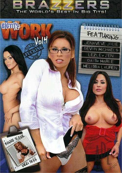 Big Tits At Work Vol 4 2008 Adult Dvd Empire