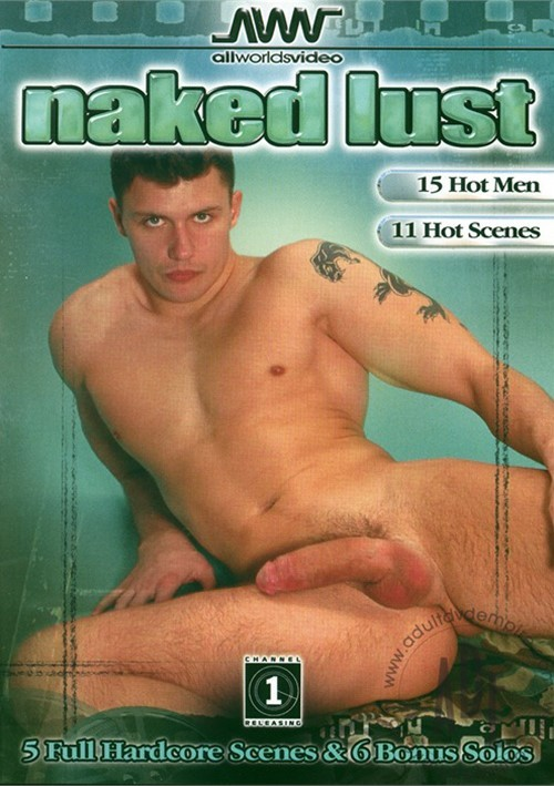 Naked Lust Boxcover