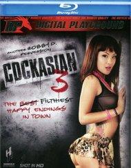 Cockasian 3 Blu-ray