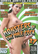 Monsters Of She-Male Cock 17 Porn Movie