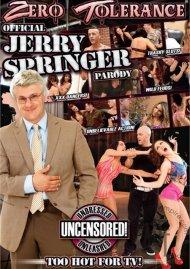 Official Jerry Springer Parody Porn Video