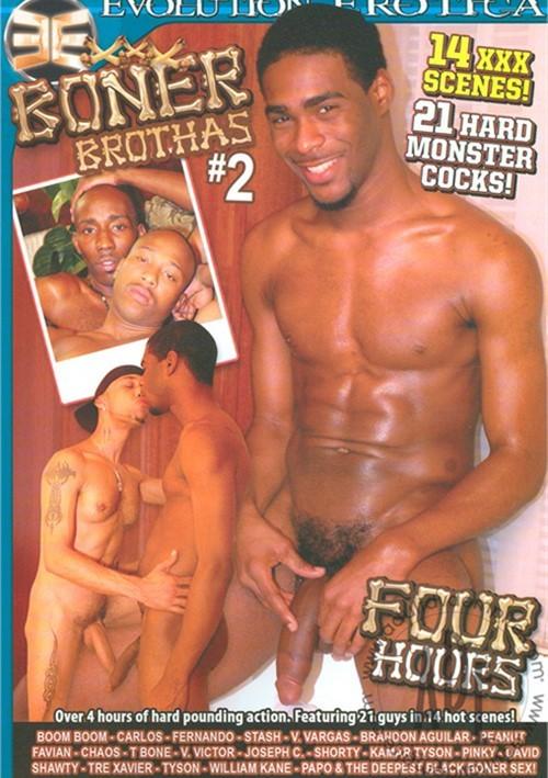 Boner Brothas 2 Boxcover