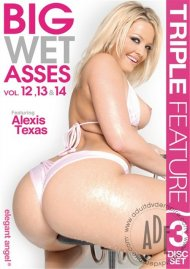 Big Wet Asses Vol. 12-14 image