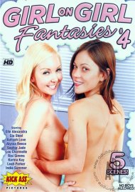 Girl On Girl Fantasies 4